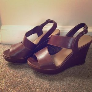 Strappy wedge MICHAEL Michael Kors sandals